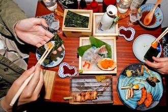 Izakaya (Japanese Pub) Dishes