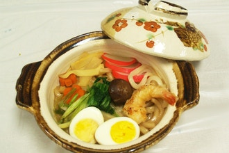 Nabe-Mono (One-pot Dishes)
