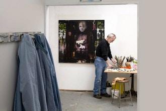 Ed Hinkley Studio Photo