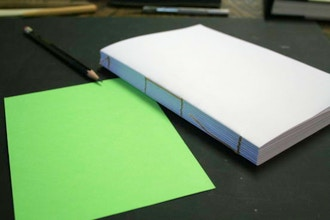 Bookbinding: Hardcover Case Binding