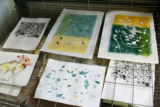 Techniques in Monoprinting