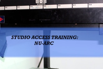 Studio Access Training: Nu-Arc Platemaker