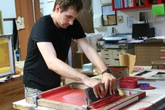 Advance Screenprinting: Image and Concept