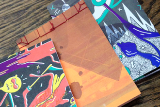 Bookbinding Workshop: Simple Self-Publishing