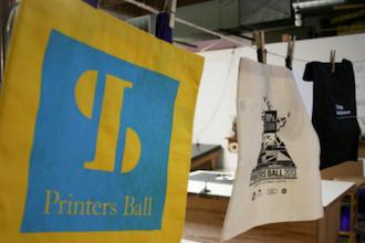 T-Shirts & Totebags Screenprinting Workshop