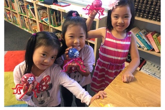 Playa Vista Beginner (Ages 5-8)