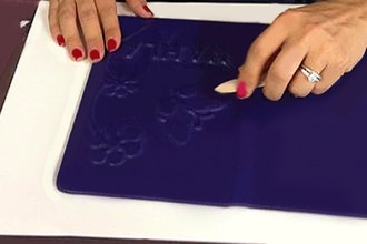 Creative Printmaking/Monoprint - Beginners