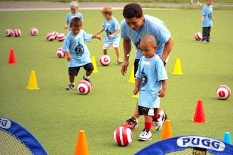 Soccer Kids (Ages 3-4)