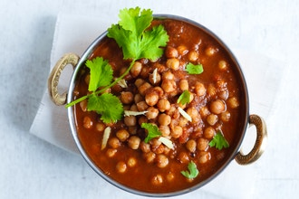 Demonstration Cooking: Indian Chickpeas