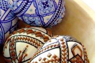 Pysanky: The Art of Egg Decorating