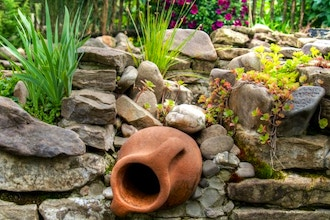The Rhythms of Stone: Garden Sculpture Workshop