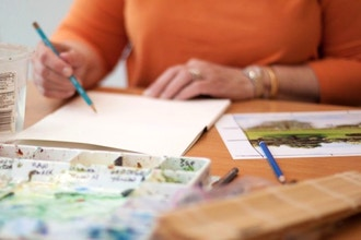 Expressive Watercolor: Open Studio