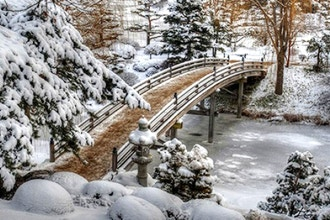 Winter Photography at Trailside Center