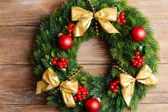 Merry, Berry Wreath
