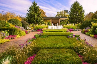 Chicago Botanic Garden Photo