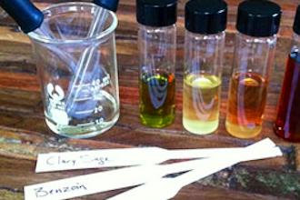 Natural Perfume Workshop: Beginner Level