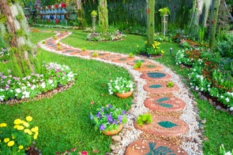 Garden Design Implementation