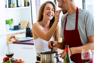 Hands-on Cooking: Valentine's Date Night