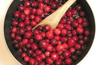 Hands on Cooking: Cranberries