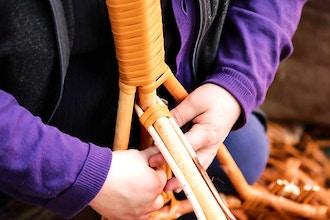 Willow Furniture Workshop: Chair