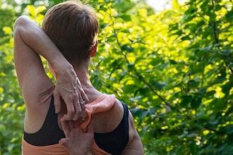 Yoga at the Garden