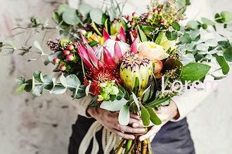 Petal Pusher: Floral Elegance