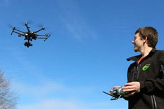 Get Your Commercial Drone License