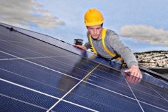 Be a Solar Installer in Less Than a Month