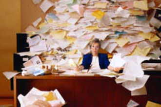 Conquering Clutter: Conquer Paper Clutter