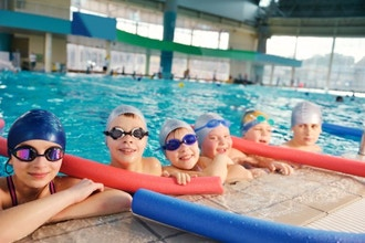 Kid Swim Advanced 2: Mercedes Club