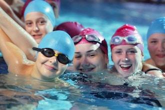 Adult Swim Drills: St. Bartholomew's