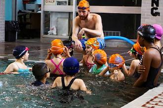 Kid Swim Beginner 1: Yorkshire Towers