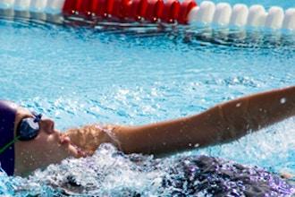 Adult Swim Drills