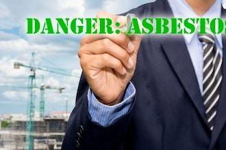 Asbestos Inspector - 101