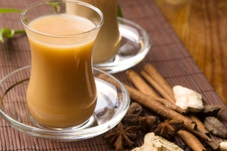 High Tea & Snacks