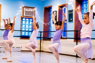 Summer Saturdays: Beginner Ballet (Ages 8 and up)