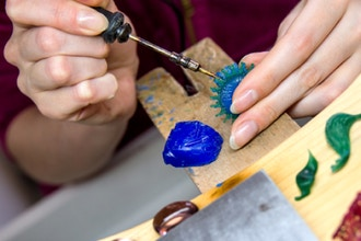 Wax Carving 5 Hour Workshop for Two (Private)