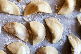 The Polish Table – Homemade Pierogi