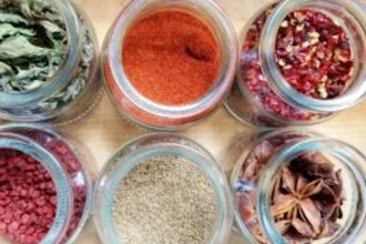 Spices of the Middle East