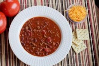 Sunday Supper – Chili Season