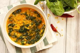Indian Lentils Dishes