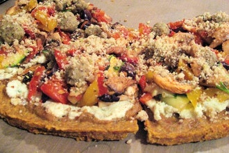 Healthy Vegan Pizza: From Crust To Cheese