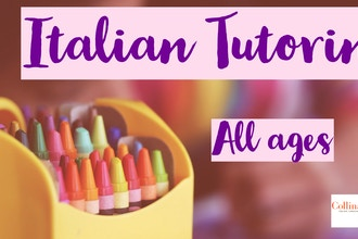 Italian Private Classes for Kids