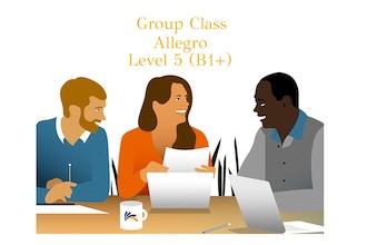 Allegro Level 5 (B1+)
