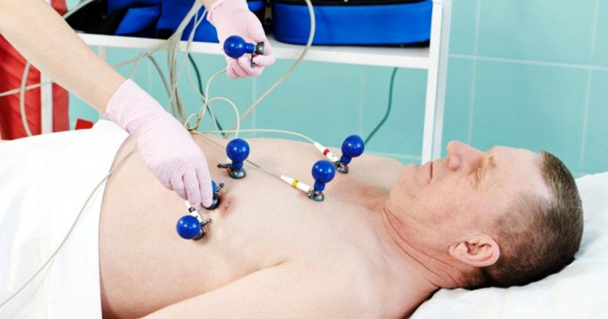 Electrocardiogram Ekg Medical Training New York Coursehorse