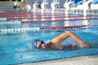 American Red Cross Adult Swim: Intermediate