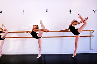 Intro to Ballet/Tap/Jazz(Ages 3-5)