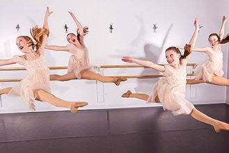 Ballet IV (Ages 12+)