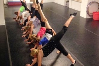 Adult Barre Fitness