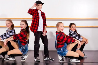 Hip Hop II (Ages 7-12)